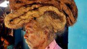 Il ne se lave plus les cheveux pendant 40 ans