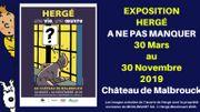Le Château De Malbrouck: la grande Histoire accueille l'oeuvre de Hergé!