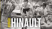 Hommage à Bernard Hinault sur papier glacé