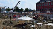 Nouvelles découvertes sur le chantier archéologique du Grognon à Namur