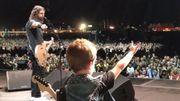 [Zapping 21] A 8 ans, le fils de Scott Ian d'Anthrax joue avec les Foo Fighters