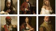 Quand les stars s'incrustent dans des tableaux de la renaissance