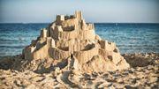 D'après la science, voilà comment construire un château de sable parfait