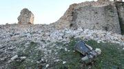 Conséquences du tremblement de terre en Italie.