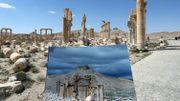 La Syrie récupère deux bustes antiques saccagés à Palmyre