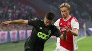De Jong, pépite de l'Ajax, vers le PSG pour 75 millions