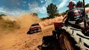 Gasly coincé par un troupeau de chèvres ? Pas de souci, Ogier et sa C3 WRC ne sont pas bien loin !