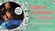 Festival printanier au Centre Culturel de Rochefort ce 23 mars