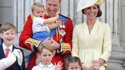 Quand la famille royale britannique recycle d'anciens vêtements des années 80