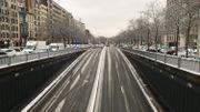 Situation catastrophique sur nos routes: plus de 1.000 km de bouchons, tous les tunnels fermés