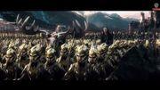 """""""Le Hobbit"""" : la guerre est déclarée entre les cinq armées"""