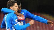 Chelsea et Naples, sans Mertens, gagnent à l'extérieur en 16e aller