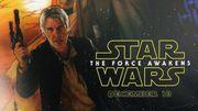 """L'affiche officielle de """"Star Wars VII"""" révélée"""