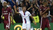 Lyon renverse Besiktas au terme d'un match sous haute tension