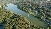 Balade romantique sur le lac de Genval, à seulement 20 min de Bruxelles !