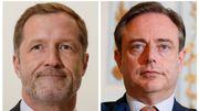 Paul Magnette a rencontré Bart De Wever samedi à Anvers, avant son rapport au Roi ce lundi