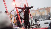 """Damien Seguin premier """"marin handisport"""" à boucler la grande course du Vendée Globe"""