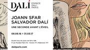 Rencontre entre Joann Sfar et et Salvador Dali