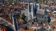 De nouveaux objets épiscopaux visibles à la Cathédrale de Tournai