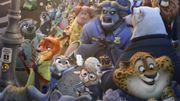 """Les animaux de """"Zootopie"""" conservent la tête du box-office nord-américain"""