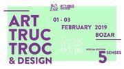 Une 15e édition d'Art Truc Troc & Design à Bozar