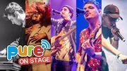 Toute la joie et les émotions de notre Pure On Stage dans l'aftermovie (+ extraits de concerts et photos)