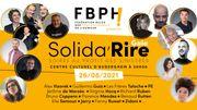 Vincent Taloche et PE dévoilent les coulisses duSolida'Rire, en faveur des sinistrés
