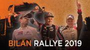 Bilan WRC 2019 : Rebelote pour Neuville avant la consécration en 2020 ?