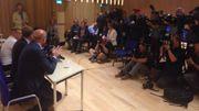 """Charles Michel: """"La police de Charleroi a sans doute évité une tragédie encore plus grande"""""""