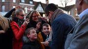Dany Boon est officiellement citoyen d'honneur de la Ville de Tournai