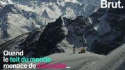 Réchauffement climatique: la moitié de l'Himalaya pourrait fondre d'ici la fin du siècle