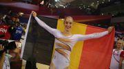 Nina Derwael lauréate du Trophée National du Mérite Sportif