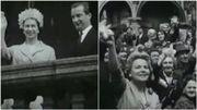 Visite royale: au printemps1966, Liège accueillait Elisabeth II