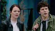"""""""Retour à Zombieland"""": une première bande-annonce explosive avec Emma Stone et Jesse Eisenberg"""