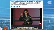 Rihanna met sa maison en location pour 35.000 dollars par mois