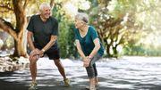 De l'exercice, pas des vitamines, pour prévenir la chute des personnes âgées