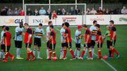 Les Diables Rouges au soutien des Special Olympics Belgium
