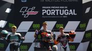 Moto3: 2e succès d'affilée pour le débutant Acosta au Portugal