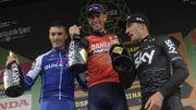 """Nibali: """"Ce serait beau de retrouver Alaphilippe à Liège pour jouer la gagne l'an prochain"""""""