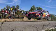 WRC Espagne : Après une journée parfaite, Thierry Neuville file vers la victoire en Catalogne