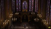 """Un divin """"Casta Diva"""" interprété par Camille Thomas au violoncelle dans la Sainte-Chapelle"""