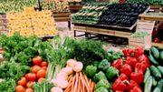 Cette année, le Belge a dépensé un peu plus pour ses achats de produits frais