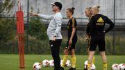 Serneels convoque 25 joueuses pour la double confrontation face à la Suisse