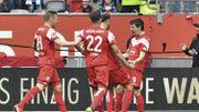 Raman continue son show avec Düsseldorf et atteint la barre des 10 buts