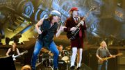 AC/DC en concert en Belgique le 6 juillet