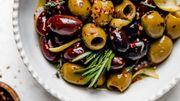 Recette de Candice: Olives marinées maison
