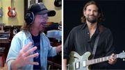 """Le bon conseil d'Eddie Vedder à Bradley Cooper pour le tournage du film """"A Star is Born"""""""