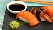 Le wasabi, or vert de la cuisine japonaise, piqué par la pandémie.