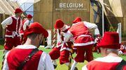 Le dossier de candidature à l'Unesco des Echasseurs Namurois pratiquement finalisé