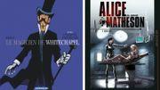 Suites et Fins : Le Magicien de Whitechapel 3 – Alice Matheson 3
